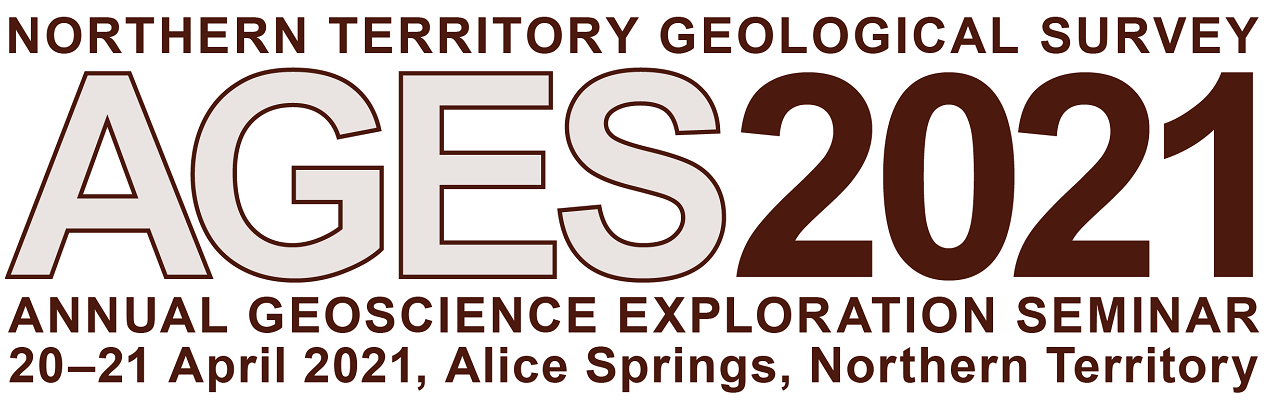 AGES 2021 Annual Geoscience Exploration Seminat, 20-21 April 2021, Alice Springs Northern Territory