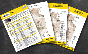 Factsheet posters maps