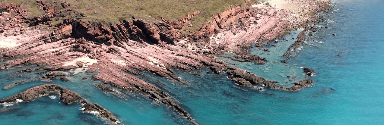 Burney Island Coast