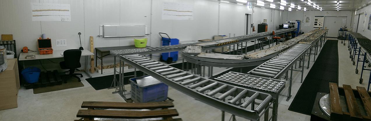 Industry data capture